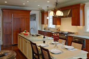 Hoboken Kitchen Remodeling Kitchen Island